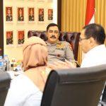 BKPM, Bersama Kabaharkam Dukung Kebijakan Pemerintah Percepat Perizinan Berusaha