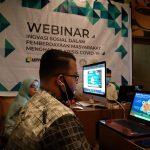 Partamina EP Gelar Webinar Kolaborasi dalam Menghadapi Penyebaran Covid-19