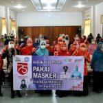 Wakil Ketua TP PKK Aceh Ingatkan Semua Pihak Lebih Waspada Terhadap Covid-19