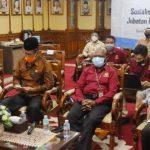 Asisten III Sekda Aceh Buka Kegiatan Sosialisasi Pengisian JPT KASN