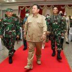 Prabowo : Pandemi Covid-19 Jadi Peringatan Perang Biologis, Indonesia Harus Bersiap