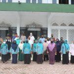 """""""Gerakan Masker"""" Diskominsa dapat Respon Positif Masyarakat di 6 Kecamatan"""