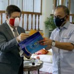 Pertemuan Kepala BNN RI dan Dubes Peru Bahas Kerjasama Upaya P4GN Dan Transnational Crime