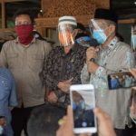Tim Pemerintah Aceh Temui Puluhan Pengunjuk Rasa di Kantor Gubernur