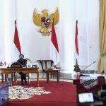Presiden Intruksikan Seluruh Gubernur Fokus Kendalikan Covid-19