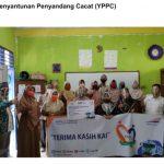 PT. KAI (Persero) Salurkan CSR untuk Penyandang Disabilitas
