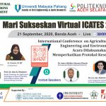 Prodi Teknik Pertanian Unsyiah Kolobrasi University Pahang Malaysia Gelar Konferensi