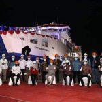 Gubernur Aceh Launching KMP Aceh Hebat 2, Ini Akan Menggairahkan Pariwisata Sabang