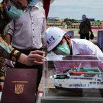 Nova Cetak Prestasi, Selamat Datang KMP Aceh Hebat 1