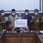 Erlangga Bantu Kuota Internet Untuk Siswa Kurang Mampu di Aceh