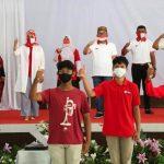 Marching Band Gita Handayani Ukir Sejarah Baru Indonesia