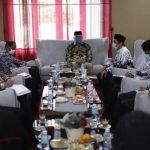 Plt Gubernur Aceh Nova Iriansyah Terima Audiensi Pengurus PGRI Aceh