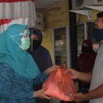 Dyah Erti Serahkan Bantuan Kepada Dhuafa dan Disabilitas