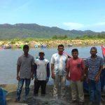 Baitul Mal Aceh Bantu Alat Penangkapan Ikan Nelayan Lam Teungoh