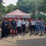 Peradin Kota Tangsel Bagi Sembako, Peduli Dampak Covid-19