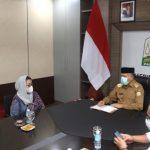 Gubernur Aceh Bahas Implementasi MoU Helsinki Bersama Staf Kepresidenan
