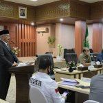 Pemerintah Aceh Bahas Perkembangan Geopolitik Asia Selatan dengan DPD RI
