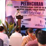 Gubernur Aceh Launching KMP Aceh Hebat 3