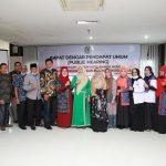 Komisi IV DPRK Banda Aceh Gelar RDPU Raqan Ketahanan Keluarga