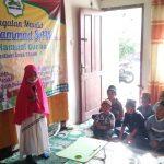 TPA Hamilal Quran Gelar Festival Anak Shalih