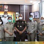 BPN Medan dan Kejari Bersinergi Tingkatkan Pelayanan Publik