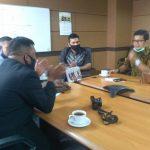 Temui LPDS Dewan Pers di Jakarta, Forum Komunitas Wartawan Aceh Siap Gelar Tes UKW