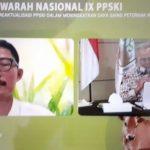 Musyawarah Nasional PPSKI Tetapkan Nanang Purus Subendroe Sebagai Ketua Umum