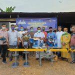 Wali Kota Banda Aceh Serahkan Bantuan Alat Kerja Usaha Kayu