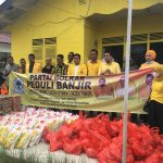 Partai Golkar Aceh Salurkan Bantuan Kepada Warga Korban
