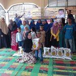 TPPIP  Salurkan Bantuan Pangan kepada Sejumlah Anak Yatim di Langsa