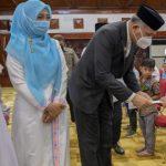 Peringati 16 Tahun Tsunami Aceh, Gubernur Nova Santuni Anak Yatim