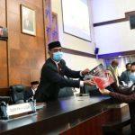 DPRA Setujui Rancangan Qanun Aceh APBA 2021