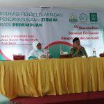 Nahdlatul Ulama Aceh Gelar Workshop Pengelolaan dan Pendayagunaan Ziswaf