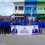 Peduli UMKM, Sekjend Demokrat Bantu Abang Becak Aceh Jaya
