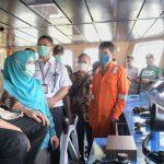 KMP Aceh Hebat 3 Tiba di Ulee Lheue, Banda Aceh