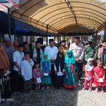 Peringati Maulid Nabi Muhammad Di woyla, Bupati Aceh Barat Santuni Puluhan Anak Yatim