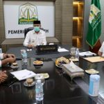 Gubernur Apresiasi Penulisan Buku Sejarah Asosiasi Kontraktor Aceh