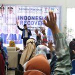 Syafii Efendi Isi Seminar Nasional di Aceh Besar