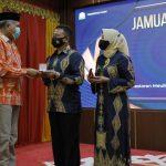 Gubernur Aceh Nova Iriansyah Lepas Sambut Danlanud SIM