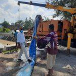 Tim TRC Dinas PUPR Lakukan Penyedotan Genangan Air di Sejumlah Wilayah Banda Aceh