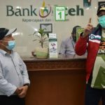 Gubernur Nova Apresiasi Kebersihan Bank Aceh Syariah Blangpidie
