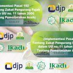 PW-IKADI Aceh Jadi Pioner Implementasi Zakat Sebagai Pengurang Pajak