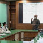 Pengawas dan Kepala Sekolah Presentasi Strategi Peningkatan Mutu Pendidikan