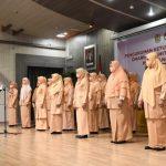 Ketua dan Pengurus DWP Kota Banda Aceh Dikukuhkan