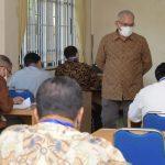 Sekda Pantau Seleksi Jabatan Eselon II di Lingkungan Pemerintah Aceh
