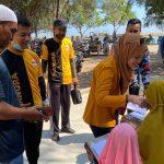 "DPC Partai Hanura Banda Aceh Gelar ""Gowes Sosial"""