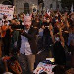 Warga Israel Unjuk Rasa Tuntut Netanyahu Mundur