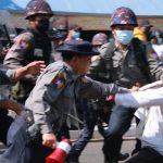 Uni Eropa Berikan Sanksi Tekan Militer Myanmar