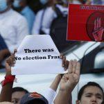 Aksi Protes di Myanmar Berlanjut Meski Jatuh Korban