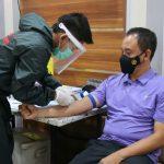 Wakapolda Aceh Lakukan  Check Up Kesehatan di Mapolda Polda Aceh